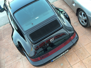 "PORSCHE 911 ""30º Aniversario Limited Edition""."