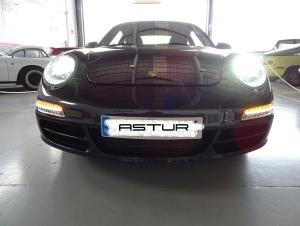 Iluminación Led  Porsche 997