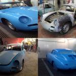 Restauración-Porsche-356-C-1964-taller-coches-clasicos