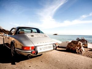 Restauración Porsche 911 2.7 T