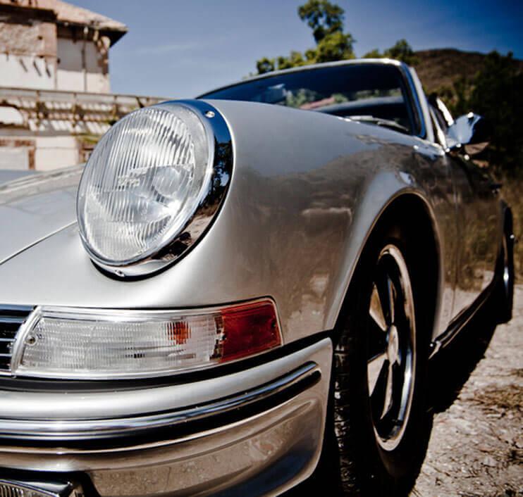 Talleres Astur - Diagnosis Porsche