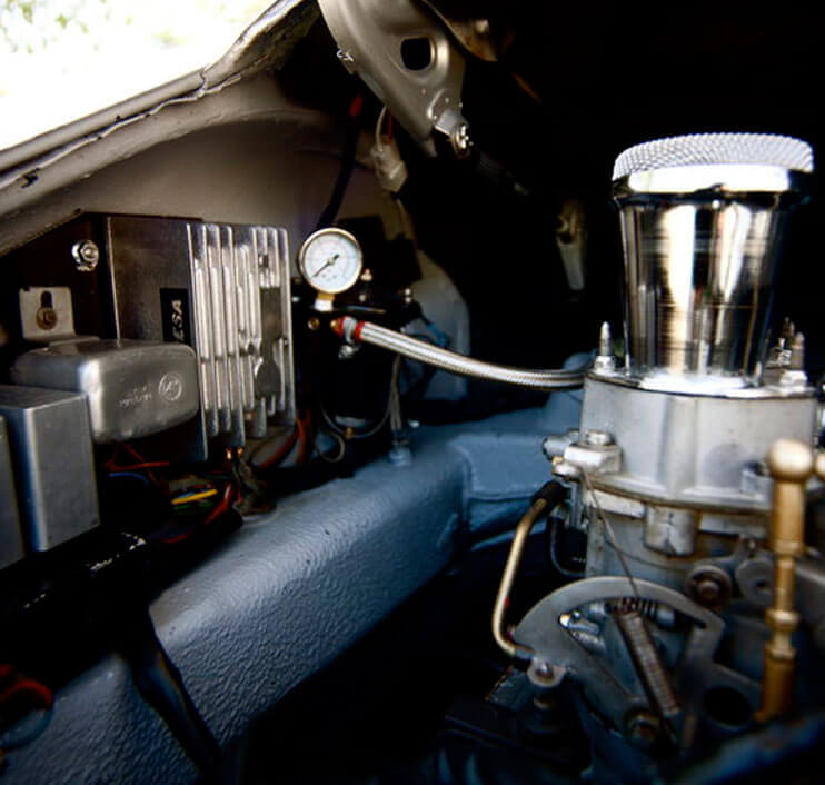 Talleres Astur - Electromecánica coches clásicos