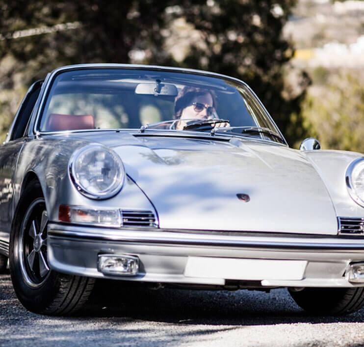 Talleres Astur - Mantenimiento Porsche