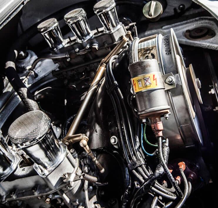 Talleres Astur - Mecánica del automóvil