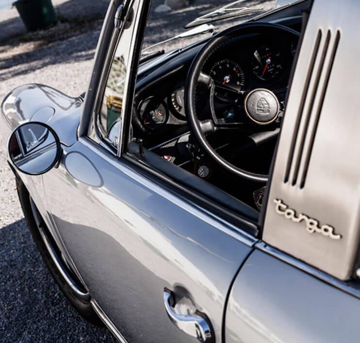 Talleres Astur - Restauración Porsche