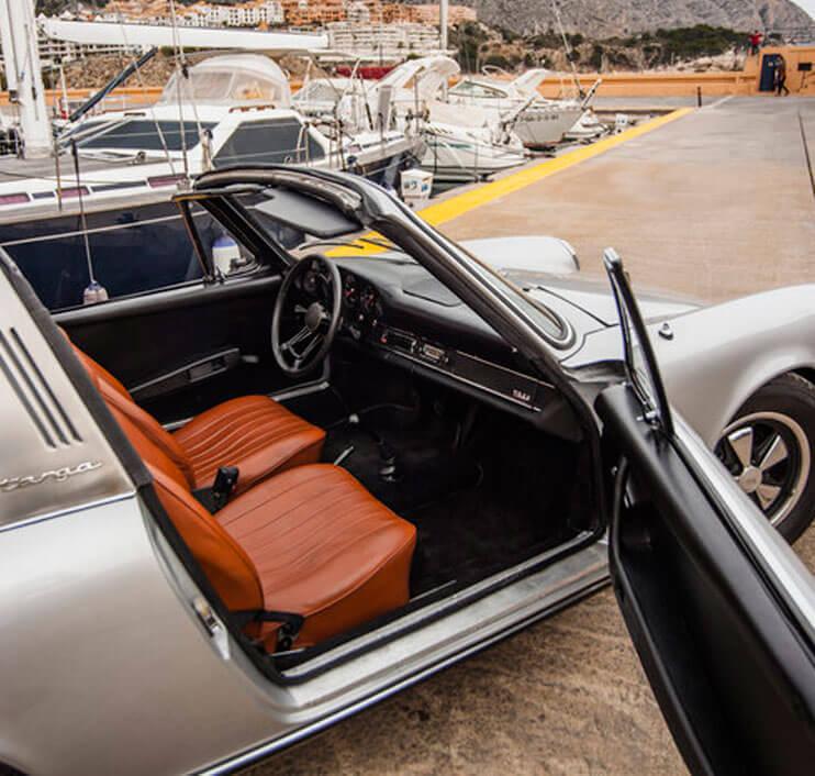 Talleres Astur - Taller coches clásicos